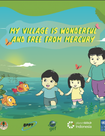 My village is wonderful and free from mercury